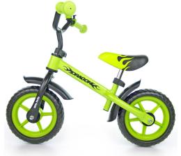 MILLY MALLY Rowerek biegowy Dragon zielony (5907717434867)
