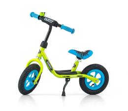 MILLY MALLY Rowerek biegowy Dusty zielono niebieski (5901761123296)