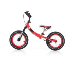 MILLY MALLY Rowerek biegowy Young czerwony (5901761122053)