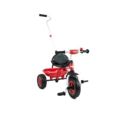 MILLY MALLY Rowerek trójkołowy Turbo czerwony (5901761121643)