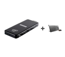 MODECOM FreePC Z3735F/2GB/32GB/Win10+zestaw bezprzewodowy (PC-MC-FREEPC-32GB-WIN10-G1+GX30H55793)