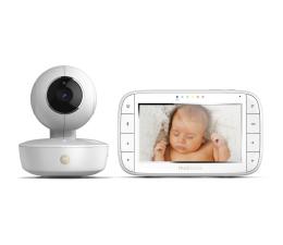 Motorola Niania Elektroniczna z obrotową kamerą MBP50 (MBP50 / 413310200201 Z OBROTOWĄ KAMERĄ)
