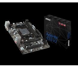 MSI A68HM-E33 V2 (A68 PCI-E DDR3)