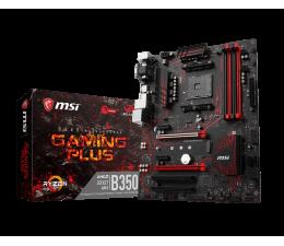MSI B350 GAMING PLUS (2xPCI-E DDR4 USB 3.1/M.2)