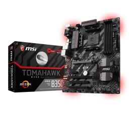 MSI B350 TOMAHAWK (2xPCI-E DDR4 USB3.1/M.2)