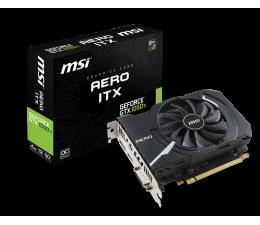 MSI GeForce GTX 1050 Ti Aero ITX 4GB OC (GTX 1050 Ti AERO ITX 4G OC)