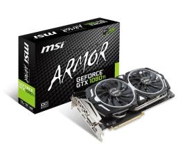 MSI GeForce GTX 1080 Ti ARMOR OC 11GB GDDR5X  (GTX 1080 Ti ARMOR 11G OC)