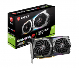 MSI GeForce GTX 1660 Ti Gaming X 6GB GDDR6