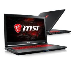 MSI GV72 i7-8750H/16GB/480+1TB GTX1060 120Hz  (GV72 8RE-053XPL-480SSD M.2)