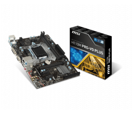 MSI H110M PRO-VD PLUS (PCI-E DDR4)