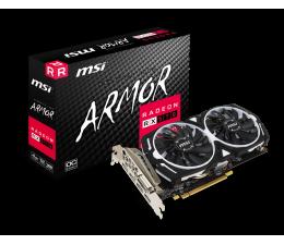 MSI Radeon RX 570 ARMOR OC 4GB GDDR5  (RX 570 ARMOR 4G OC)