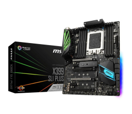 MSI X399 SLI PLUS (PCI-E DDR4 USB 3.1 / M.2)