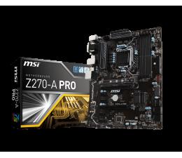 MSI Z270-A PRO (3xPCI-E DDR4 USB3.1/M.2)