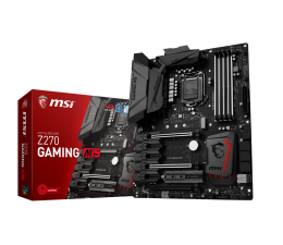 MSI Z270 GAMING M5 (3xPCI-E DDR4 USB3.1/M.2)