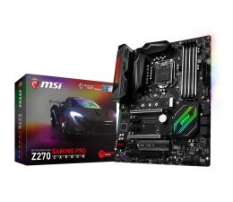 MSI Z270 GAMING PRO CARBON (3xPCI-E DDR4 USB3.1/M.2)