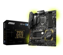 MSI Z370 SLI PLUS (PCI-E DDR4 USB 3.1/M.2)