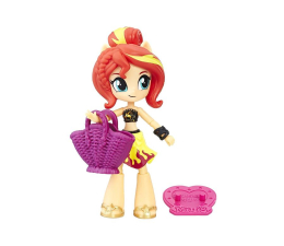 My Little Pony Equestria Girls Minis Sunset Shimmer na plaży  (E0680)