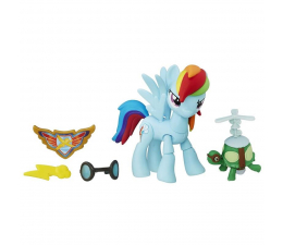 My Little Pony Movie GOH Rainbow Dash  (B7295)