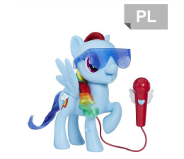 My Little Pony Śpiewająca Rainbow Dash  (E1975)