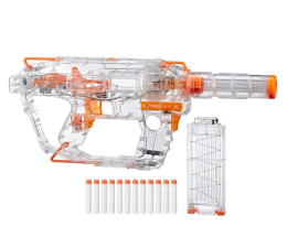 NERF N-Strike Modulus Evader Ghost Ops  (E0733)
