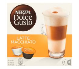 Nestle NESCAFÉ Dolce Gusto Latte Macchiato Kawa 16 kaps. (Latte Macchiato)