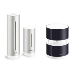 Netatmo Weather Station + Wind Gauge (NWS01-EC + NWA01-WW)