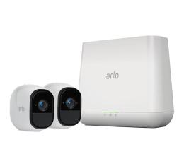 Netgear Arlo PRO WiFi HD IR (2szt. + stacja alarm.) (VMS4230-100EUS)