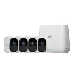 Netgear Arlo PRO WiFi HD IR (4szt. + stacja alarm.) (VMS4430-100EUS)