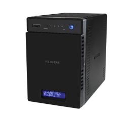 Netgear ReadyNAS 214 (4xHDD, 4x1.4GHz, 2GB, 3xUSB, 2xLAN) (RN21400-100NES)