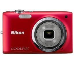 Nikon Coolpix A100 czerwony (VNA972E1 )