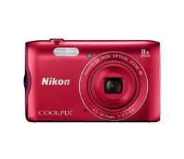 Nikon Coolpix A300 czerwony (VNA963E1)