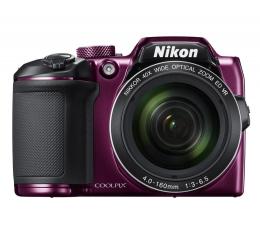 Nikon Coolpix B500 fioletowy (VNA952E1)
