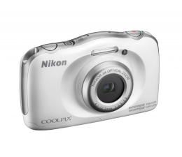 Nikon Coolpix W100 biały + plecak  (VQA010K001)