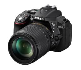 Nikon D5300 czarny + 18-105VR  (VBA370K004)