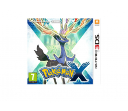 Nintendo 3DS Pokemon X (045496524210)