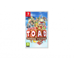 Nintendo Captain Toad: Treasure Tracker (045496422356)
