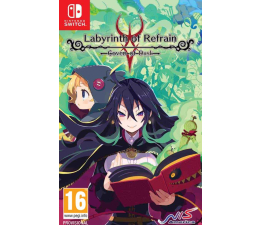 Nintendo Labyrinth of Refrain: Coven of Dusk