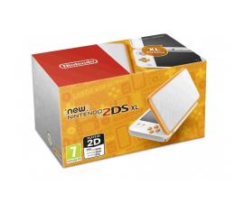Nintendo New 2DS XL White & Orange (NI3H97212)