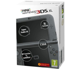 Nintendo New 3DS XL Metallic Black (NI3H971110)