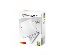 Nintendo New 3DS XL Pearl White (NI3H97114)