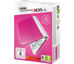 Nintendo New 3DS XL Pink + White (NI3H97115)