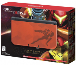 Nintendo NEW 3DS XL Samus Edition (045496504595 )