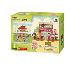 Nintendo New Nintendo 3DS +Animal Crossing HHD +Karty (NI3H97018)