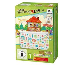 Nintendo New Nintendo 3DS XL +Animal Crossing HHD +Karty (NI3H97120)