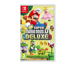 Nintendo New Super Mario Bros. U Deluxe (045496423780 )