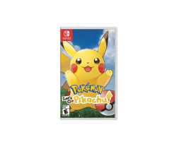 Nintendo Pokémon Let's Go Pikachu! (45496423155)