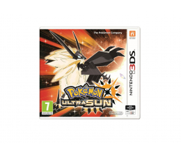 Nintendo Pokemon Ultra Sun  (045496475666  )
