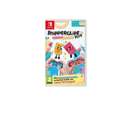 Nintendo SNIPPERCLIPS PLUS: CUT IT OUT. TOGETHER! (045496421144 )