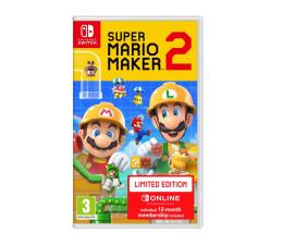 Nintendo Super Mario Maker 2 Edycja Limitowana NSO 12M (45496425005)