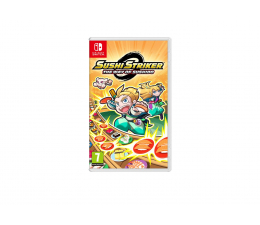Nintendo Sushi Striker: The Way of Sushido (045496422103)